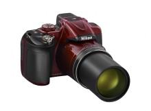 Nikon CoolPix P600 sa izvučenim zumom
