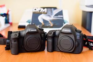Canon 5D SR