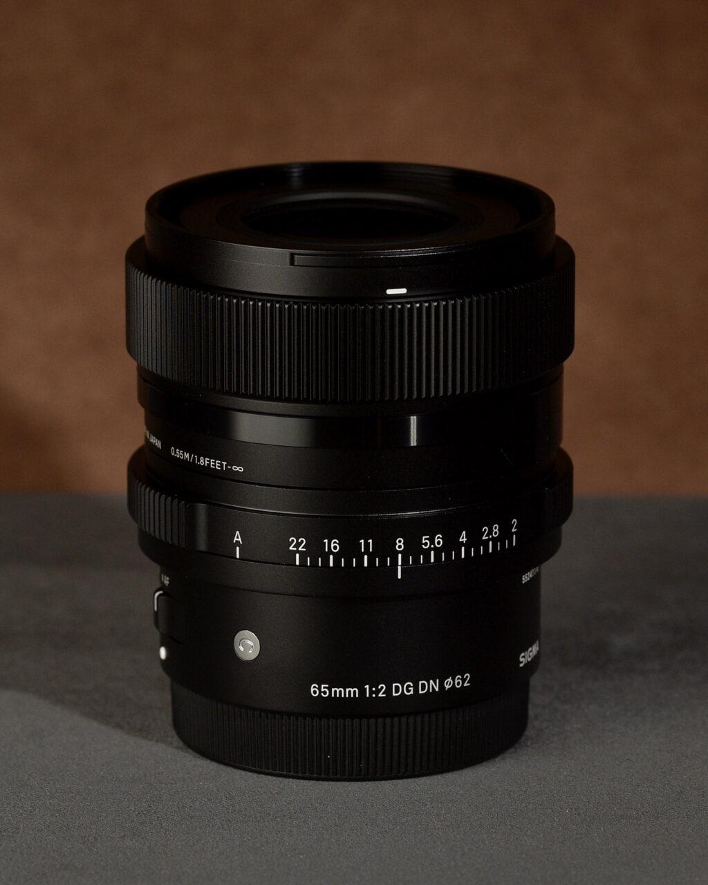 Sigma 35 i 65 mm f/2 DG DN C | DigitalFoto magazin